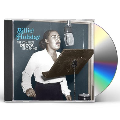 Billie Holiday COMPLETE DECCA RECORDINGS CD