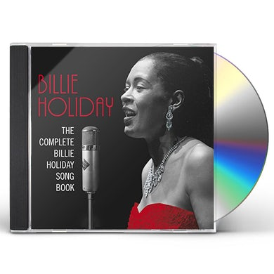 COMPLETE BILLIE HOLIDAY SONG BOOK CD