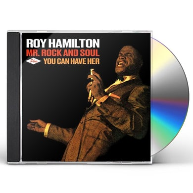 Roy Hamilton MR ROCK & SOUL PLUS YOU CAN HAVE HER + 6 BONUS CD