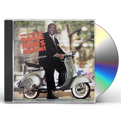 Count Basie COMPLETE BASIE RIDES AGAIN FEATURING OSCAR PETERSO CD