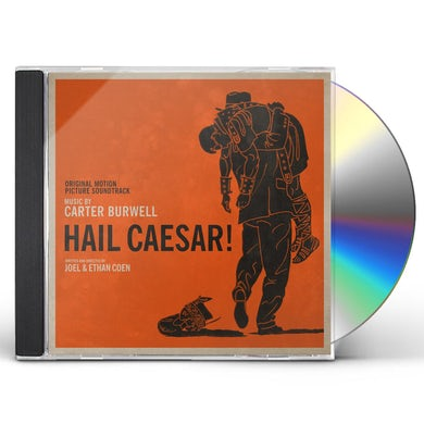 Carter Burwell HAIL CAESAR! (SCORE) / Original Soundtrack CD