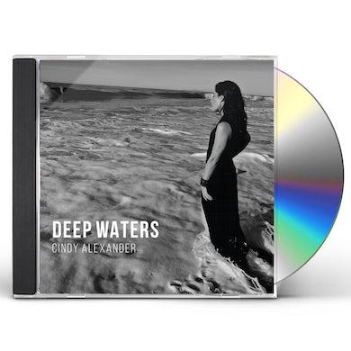 Cindy Alexander DEEP WATERS CD