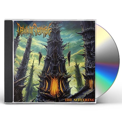 Dawn of Demise SUFFERING CD