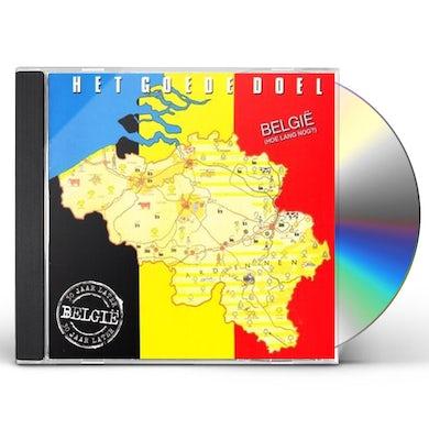 Het Goede Doel BELGIE (HOE LANG NOG?) CD