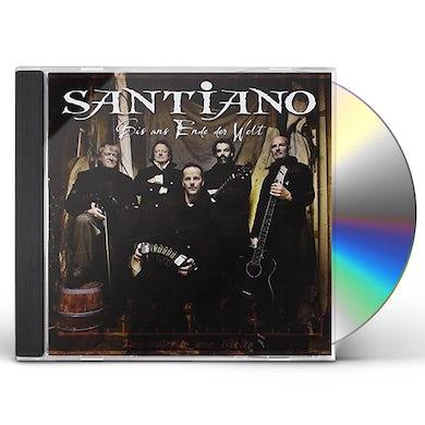 Santiano BIS ANS ENDE DER WELT CD