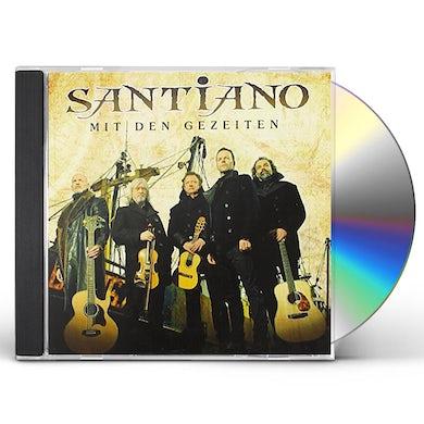 Santiano MIT DEN GEZEITEN CD
