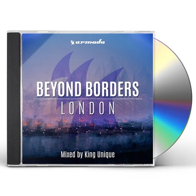 King Unique BEYOND BORDERS LONDON CD