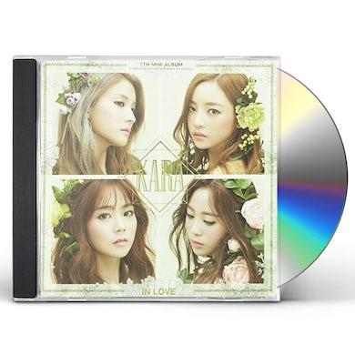 KARA IN LOVE CD