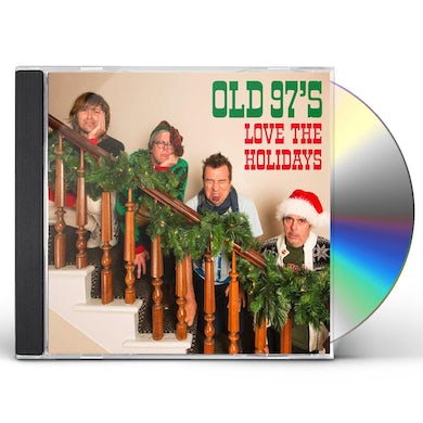 Old 97's LOVE THE HOLIDAYS CD