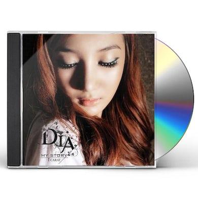 DIAMOND MY STORY CD