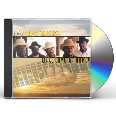 Daybreakk! LIFE LOVE & MONEY CD