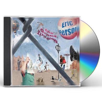 Eric Person GRAND ILLUSION CD