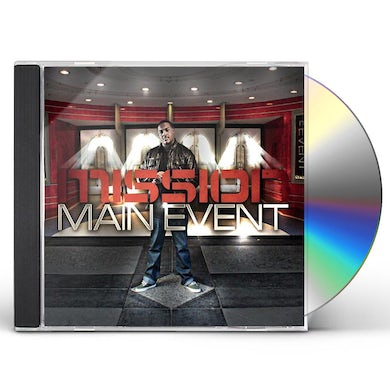 The Mission MAIN EVENT CD