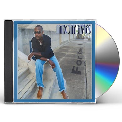 Anthony James FOR YOU CD