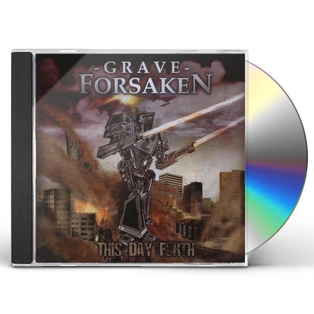 Grave Forsaken THIS DAY FORTH CD