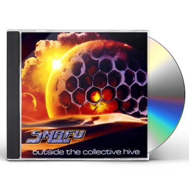 Snafu OUTSIDE THE COLLECTIVE HIVE CD
