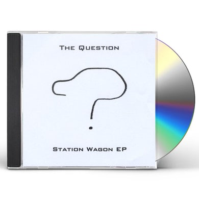 question STATION WAGON EP CD