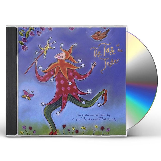 Kyle Reeder & Mark Evitts TALE OF THE JESTER CD