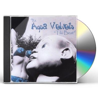 Aqua Velvets TIKI BEAT CD
