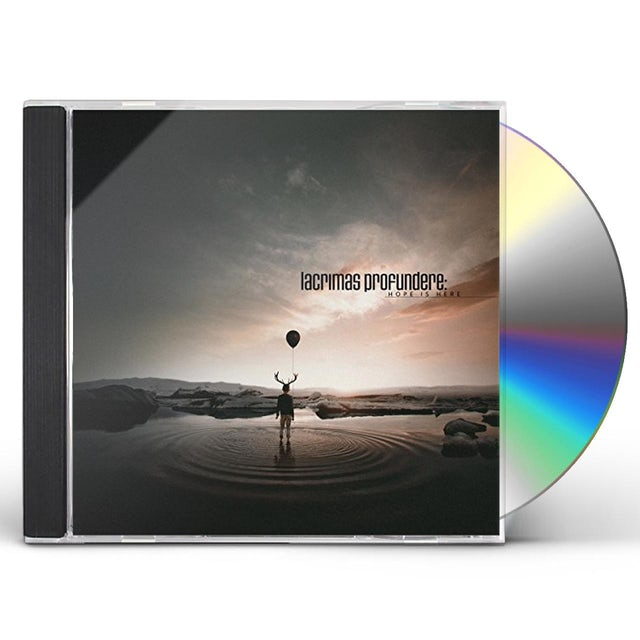 Lacrimas Profundere HOPE IS HERE CD