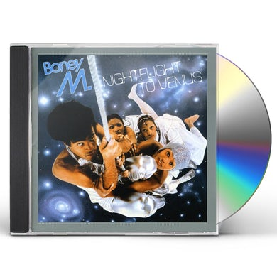 Boney M NIGHTFLIGHT TO VENUS CD