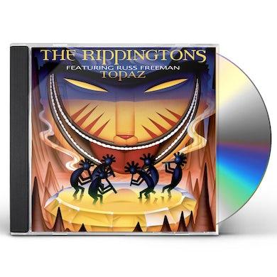 Rippingtons TOPAZ CD