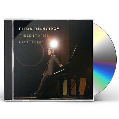 Eldar Djangirov THREE STORIES CD