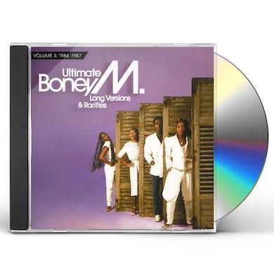 ULTIMATE BONEY M. CD