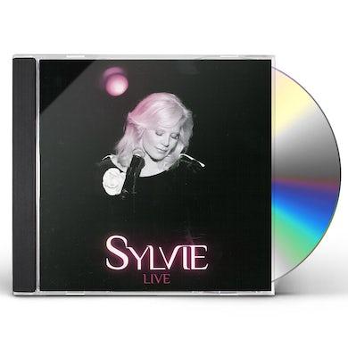 Sylvie Vartan SYLVIE LIVE CD