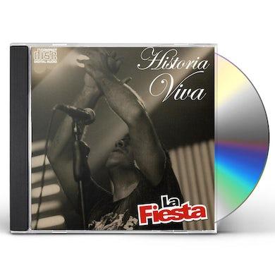 Fiesta HISTORIA VIVA CD