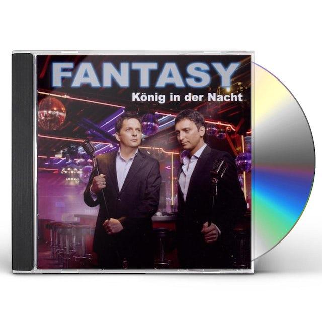 Fantasy KONIG IN DER NACHT CD