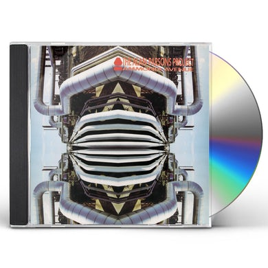 Alan Parsons Project Ammonia Avenue CD