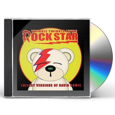 Twinkle Twinkle Little Rock Star LULLABY VERSIONS OF DAVID BOWIE (MOD) CD