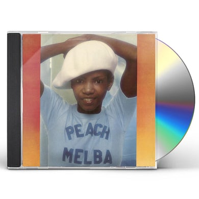 Melba Moore PEACH MELBA CD