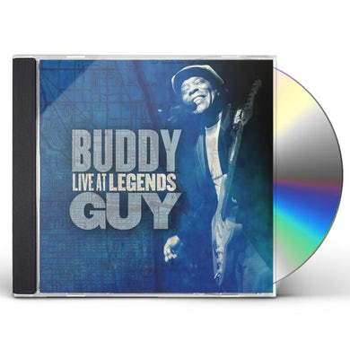 Buddy Guy LIVE AT LEGENDS CD