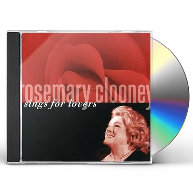 Rosemary Clooney SINGS FOR LOVERS CD