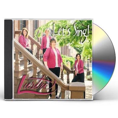 Lustre LETS SING! CD