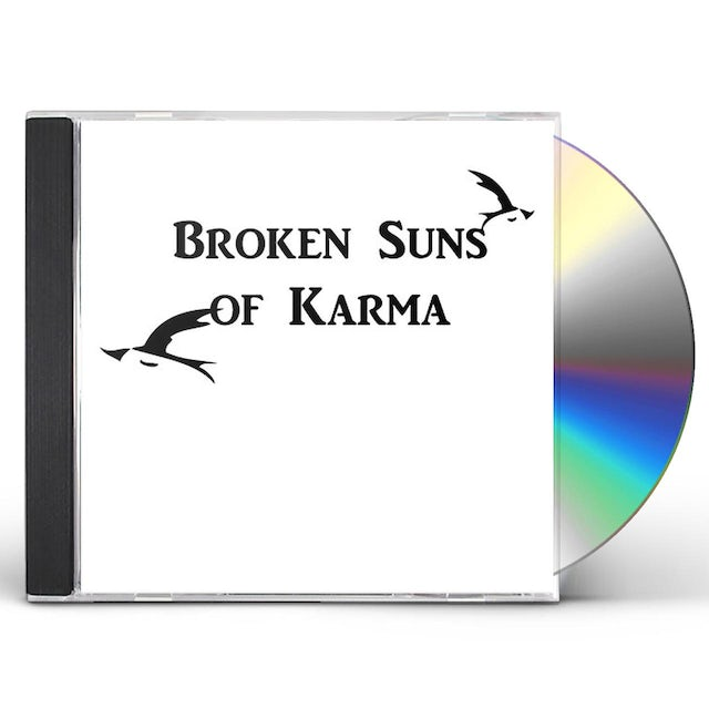 Broken Suns of Karma CD
