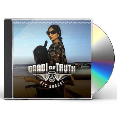 Red Baraat GAADI OF TRUTH CD