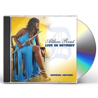 LIVE IN DETROIT CD