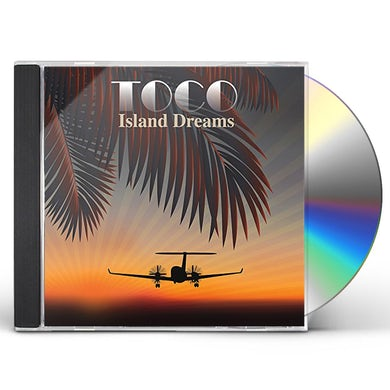 Toco ISLAND DREAMS CD