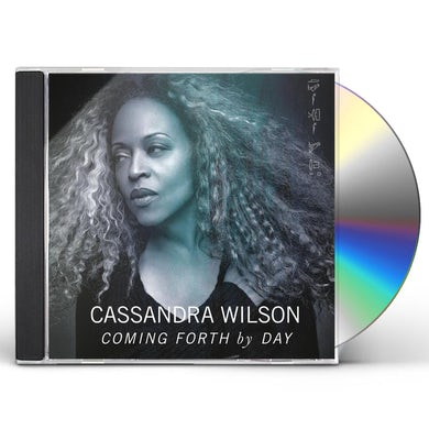 Cassandra Wilson COMING FORTH BY DAY CD