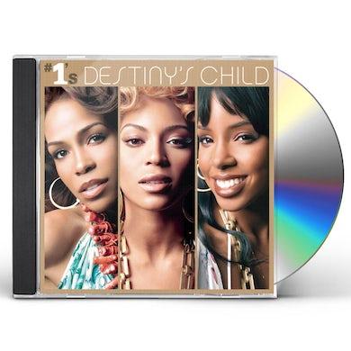 Destiny's Child 1's CD