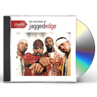 PLAYLIST: VERY BEST OF JAGGED EDGE CD