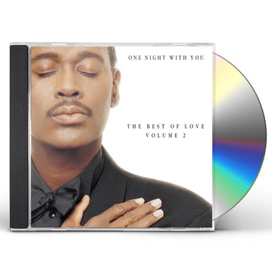 Luther Vandross ONE NIGHT WITH YOU: THE BEST OF LOVE 2 CD
