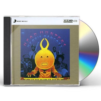 Herbie Hancock HEAD HUNTERS: K2HD MASTERING CD