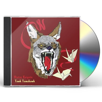 Hiatus Kaiyote TAWK TOMAHAWK CD