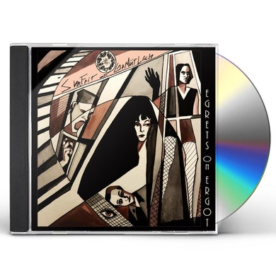 Egrets On Ergot SURFEIT OF GEMUTLICH CD