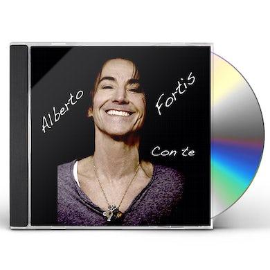 Alberto Fortis CON TE CD