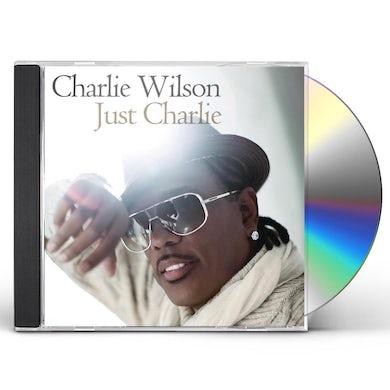 JUST CHARLIE CD
